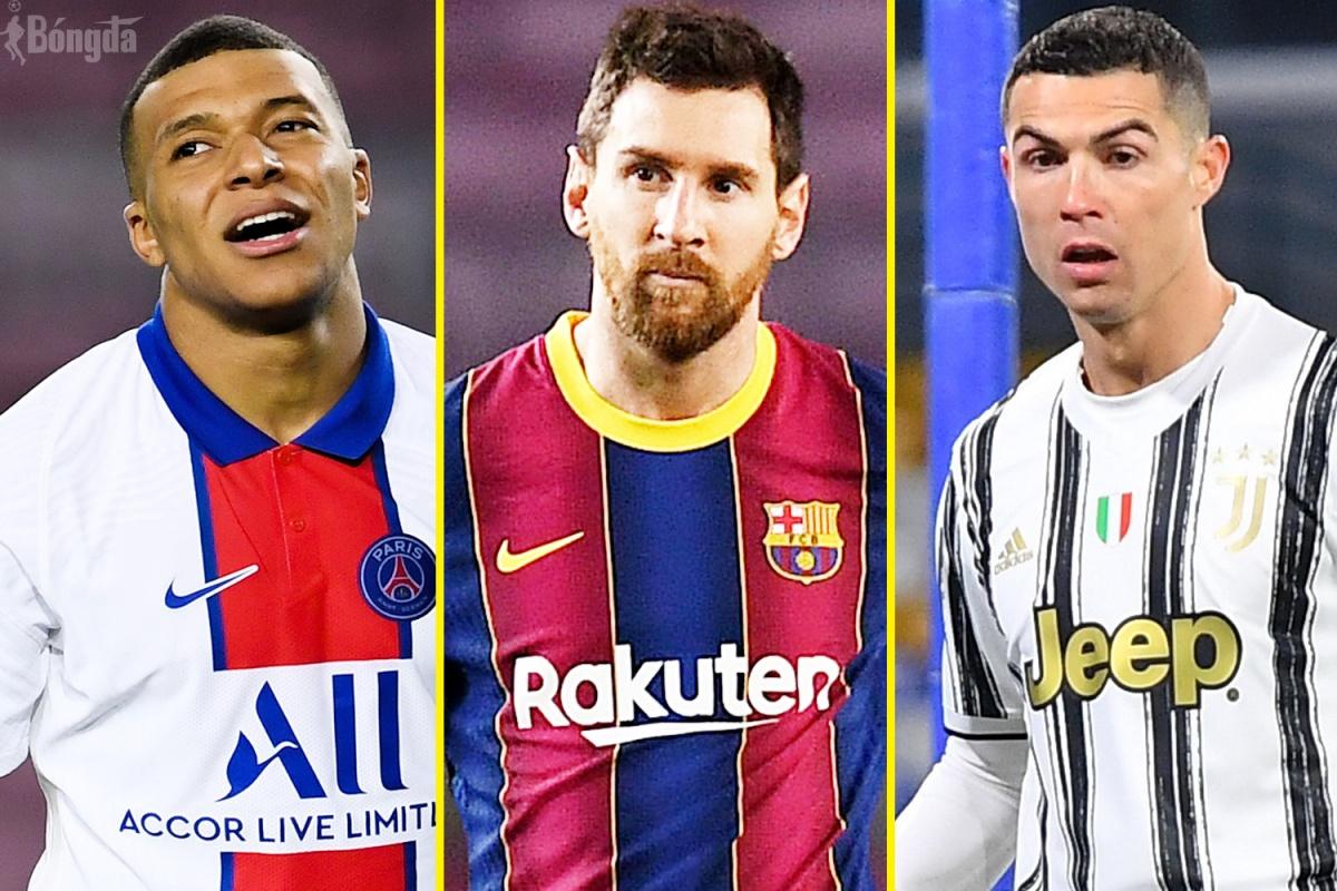 """""""Bom tấn"""" Ronaldo, Mbappe sẽ là thương vụ gây sốt tiếp theo sau Messi"""