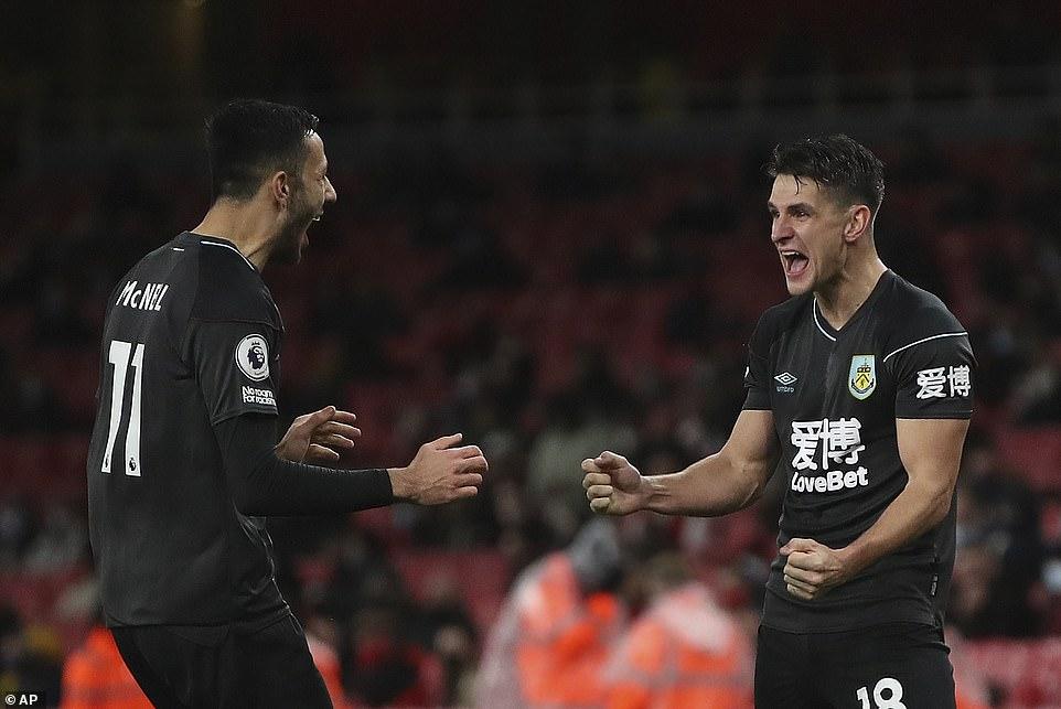 Trận thua đáng xấu hổ 0-1 trên sân nhà của Arsenal