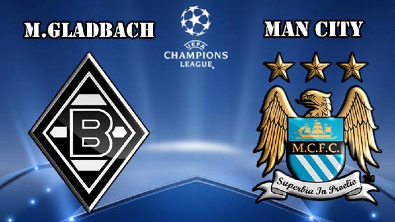 Nhận định bóng đá Cúp C1: Borussia Mönchengladbach vs Manchester City rạng sáng 25/02