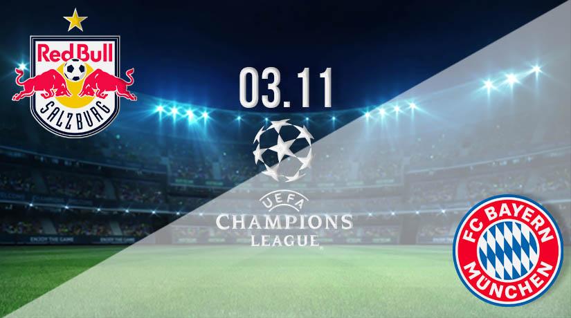 Bayern Munich vs RB Salzburg