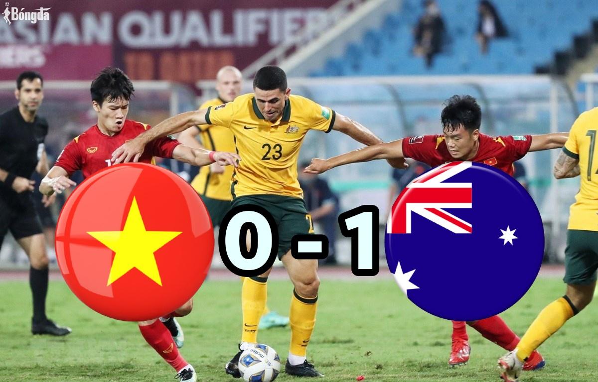 """Trung Quốc lo lắng khi chứng khiến Australia """"ăn may"""" thắng Việt Nam"""