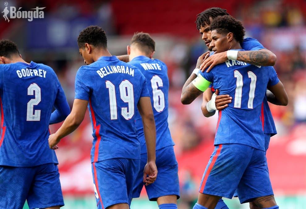 Euro 2020: 5 điểm đáng chú ý đưa ĐT Anh đả bại Romania