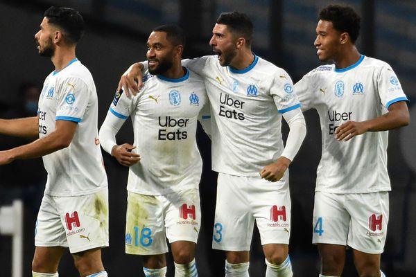 Marseille thở phào nhẹ nhõm sau chiến thắng đầu tiên tại Champions League
