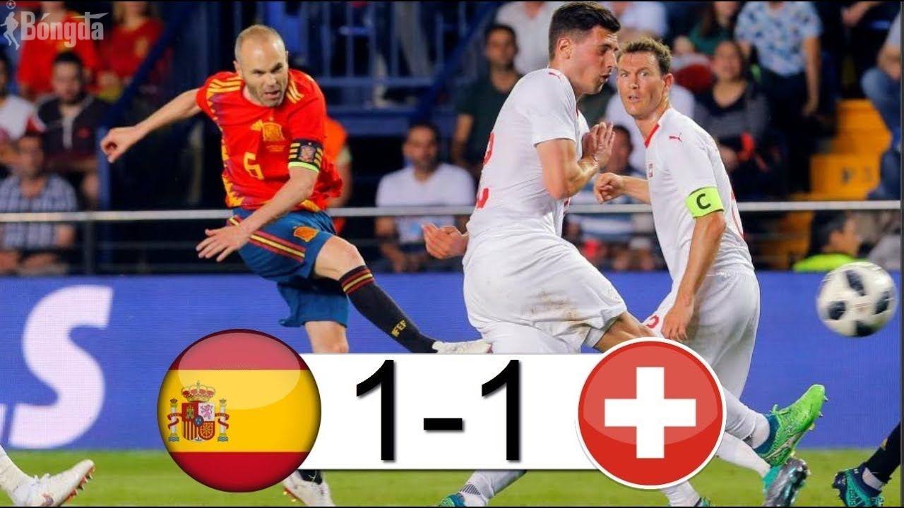 EURO 2020:  Tây Ban Nha chật vật vượt qua Thụy Sĩ sau loạt đá luân lưu