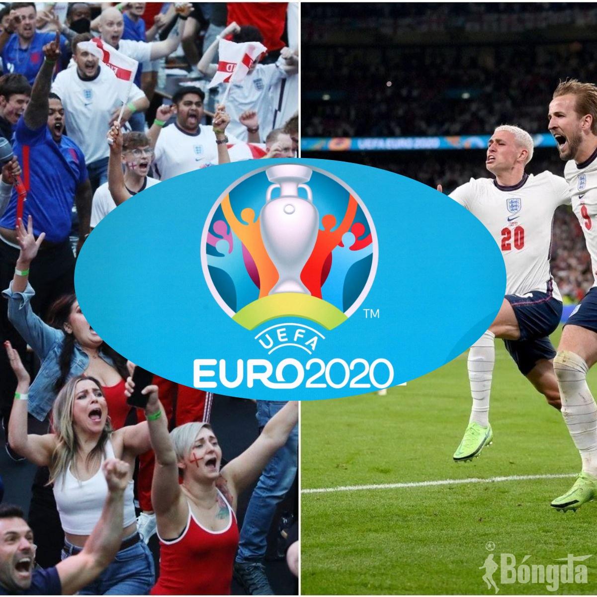 Chấn động: Chung kết EURO 2020 sẽ được đá lại?