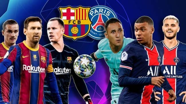 PSG chọn đội hình dự kiến cho trận lượt về Cúp C1 châu Âu với Barcelona
