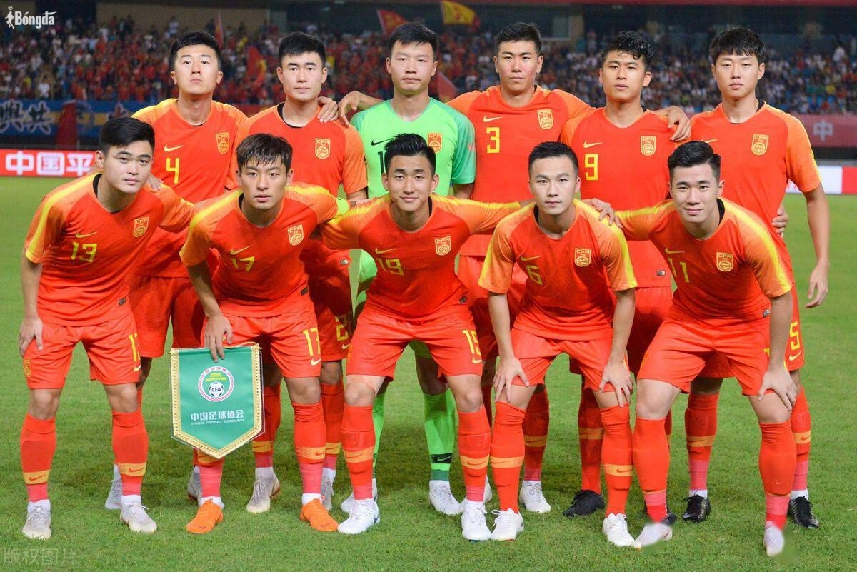 Trung Quốc chính thức rút lui khỏi vòng loại U23 châu Á 2022