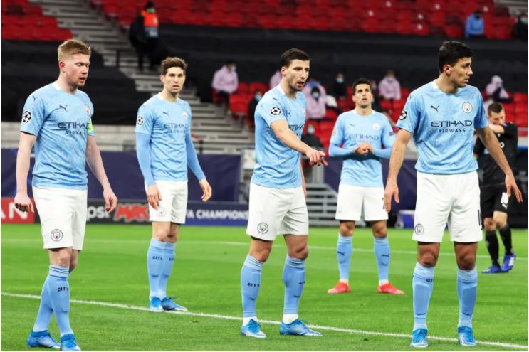 Thách thức của Man City tại Champions League