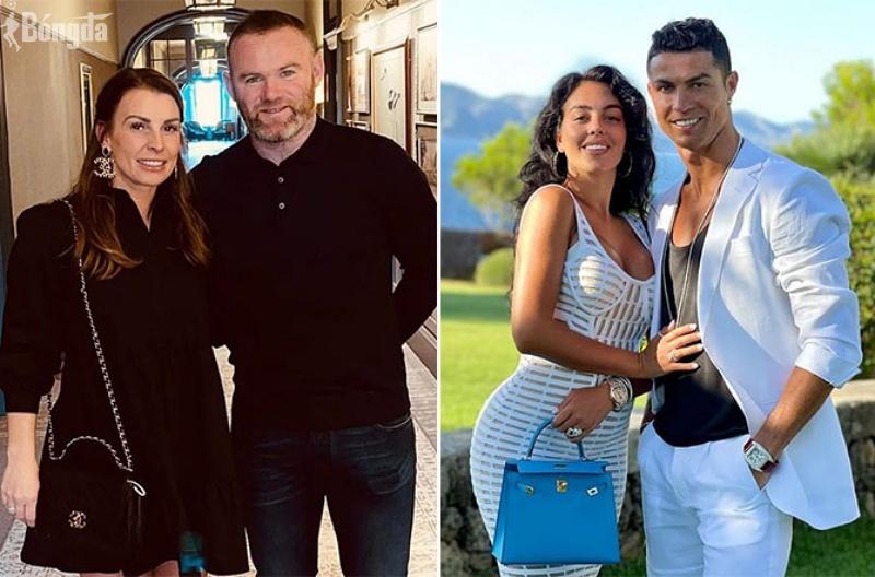 Vợ Rooney và bạn gái Ronaldo, những sự thật ít ai biết