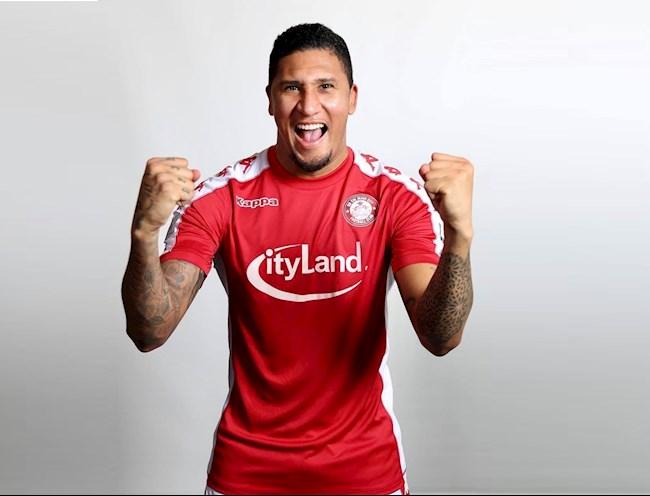 Ortiz sẽ không thi đấu cho CLB TP.HCM ở mùa giải V.League 2021