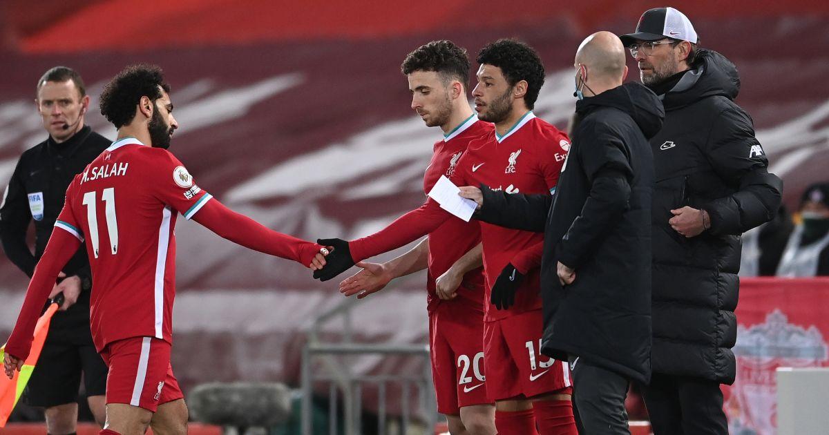 Liverpool: sự ra đi của Salah đang được báo trước?