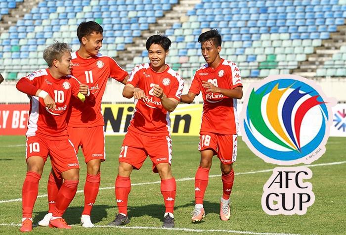 Việt Nam đã có đại diện tham dự AFC Champions League và AFC Cup 2021