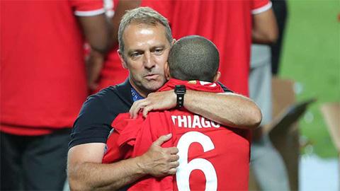 Thiago rời Bayern, chuẩn bị cập bến Liverpool