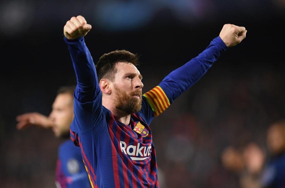 HLV Koeman ca ngợi Messi sau khi phá kỷ lục của Barca