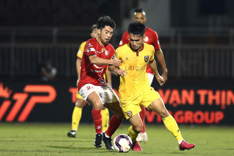 73 phút của Lee Nguyễn tại V-League 2021