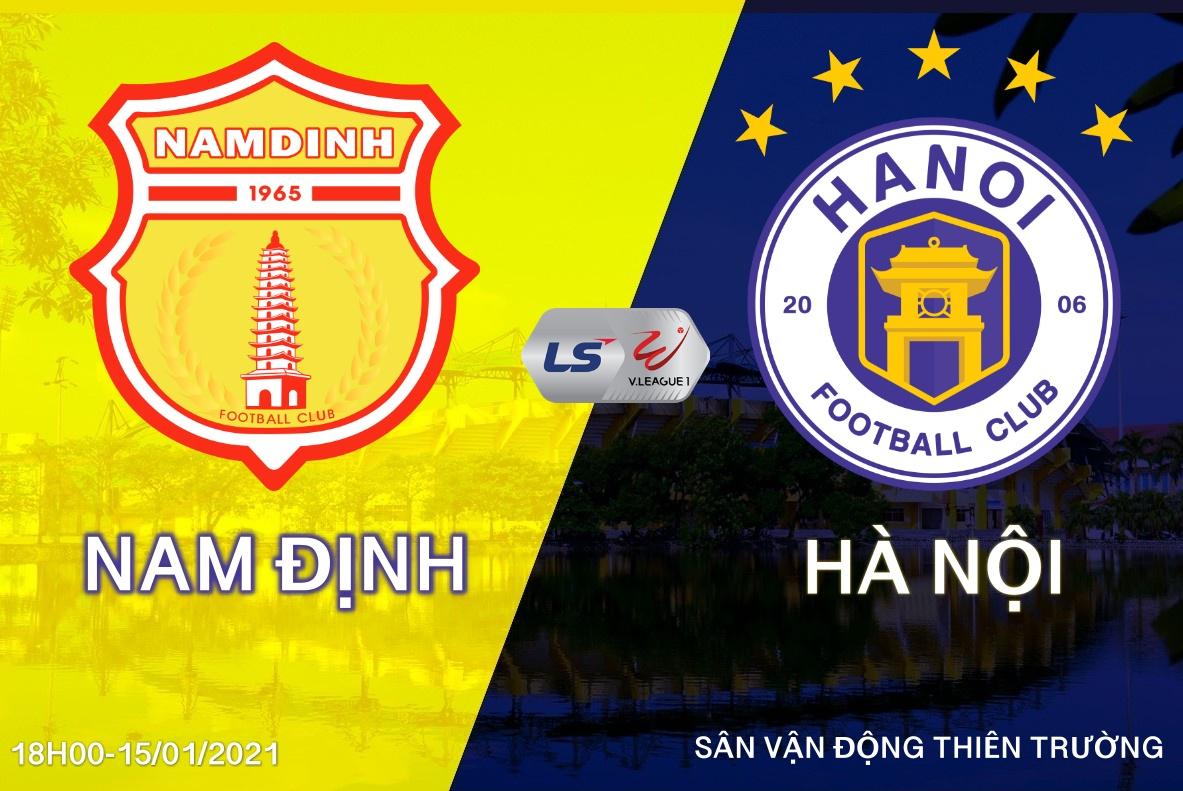 """CLB Nam Định có """"quà đặc biệt"""" để tiếp đón Hà Nội FC"""