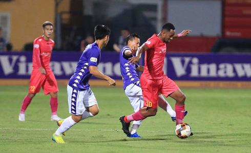 """Sài Gòn FC """"vỡ mộng"""" vô địch V-League 2020"""