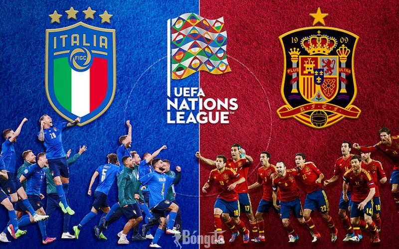 Bán kết UEFA Nations League 2020/21: Cuộc chiến sinh tử giữa Italia và Tây Ban Nha