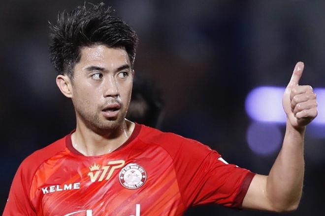 """Lee Nguyễn tự hào: """"CLB TP.HCM có lối chơi hay nhất V-League"""""""
