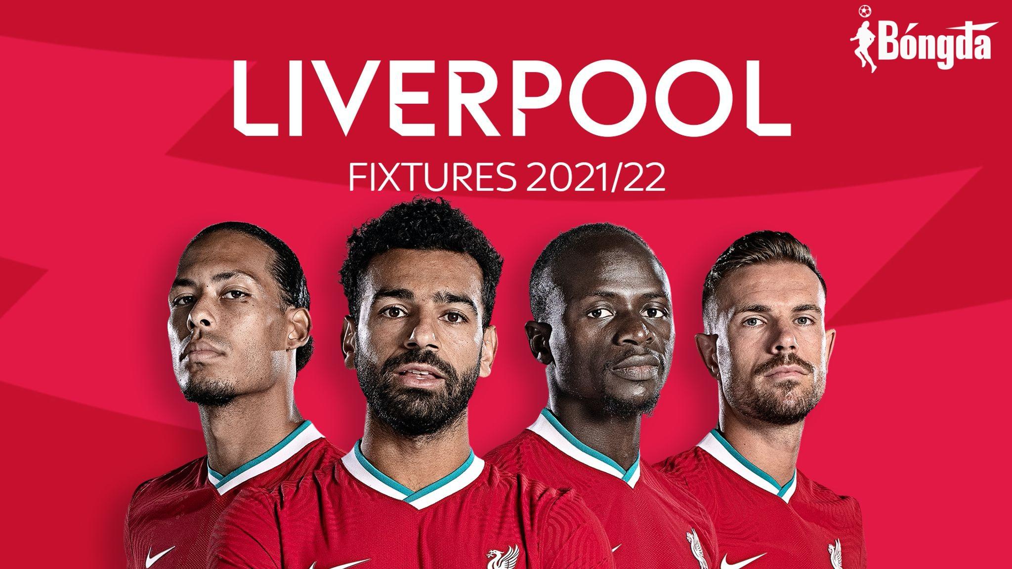 Liverpool vượt vũ môn giành suất dự Champions League 2021/22