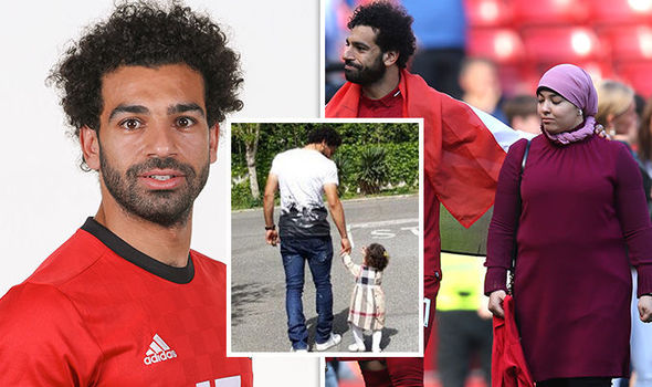 Những bật mí về gia đình của Mohamed Salah mà không phải ai cũng biết