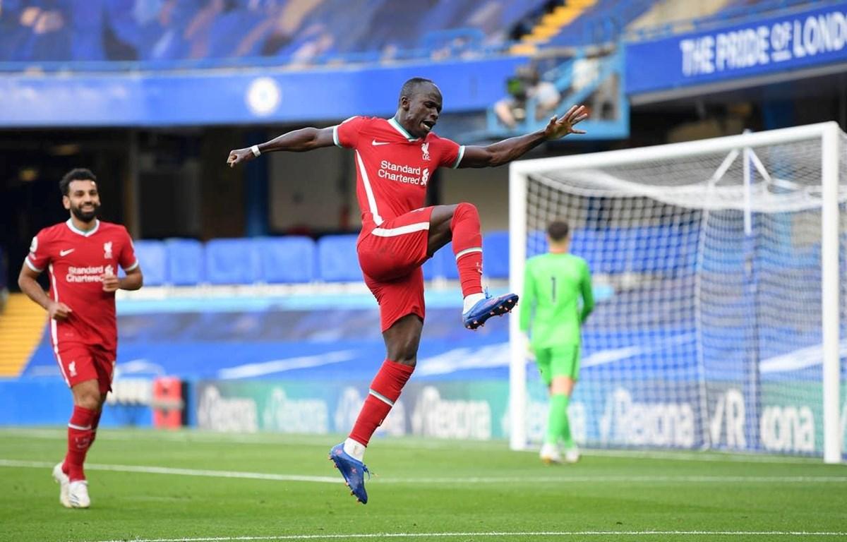 Liverpool hạ gục Chelsea với cú đúp của Mane