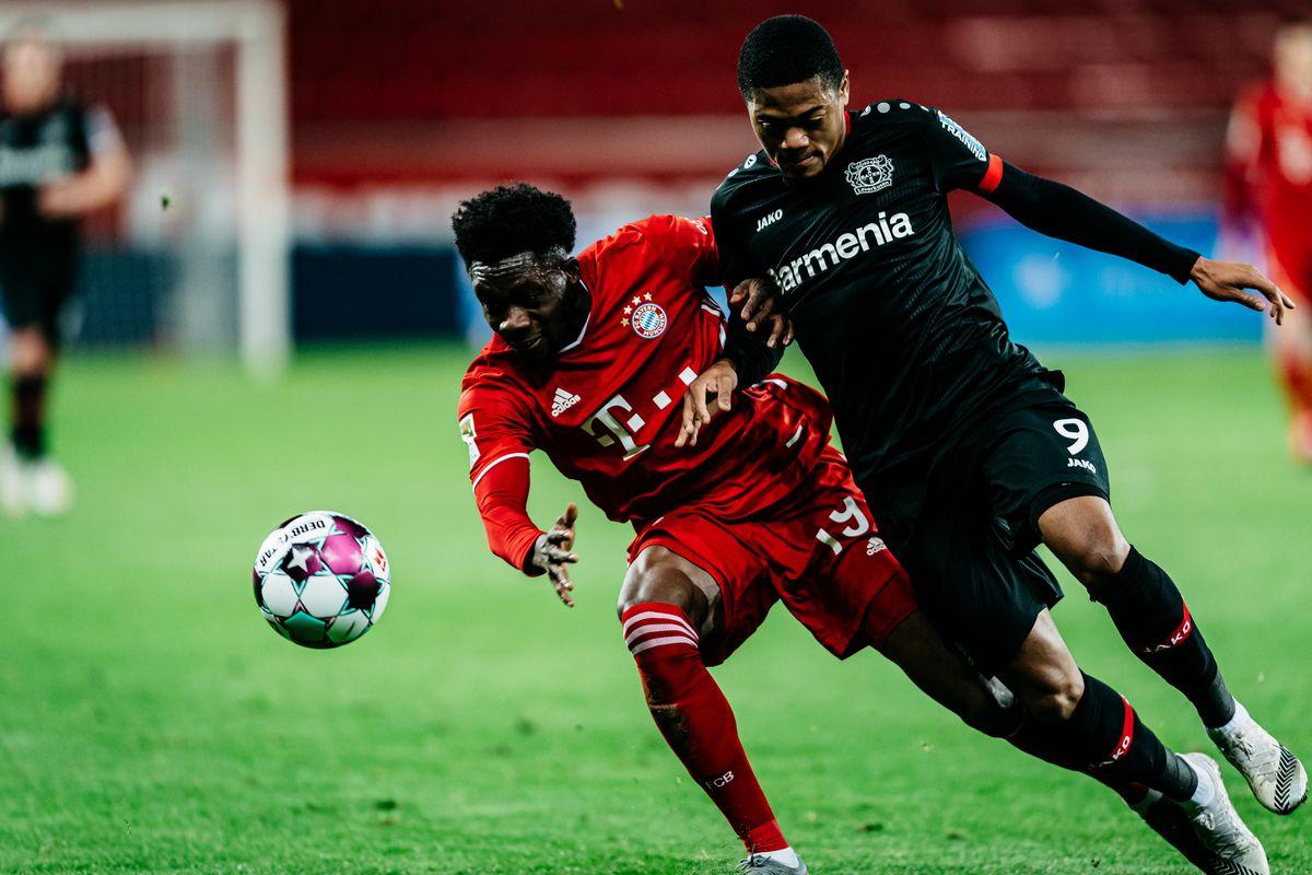 Chiến thắng vượt trội 4-1 của Bayern Munich trước Lazio