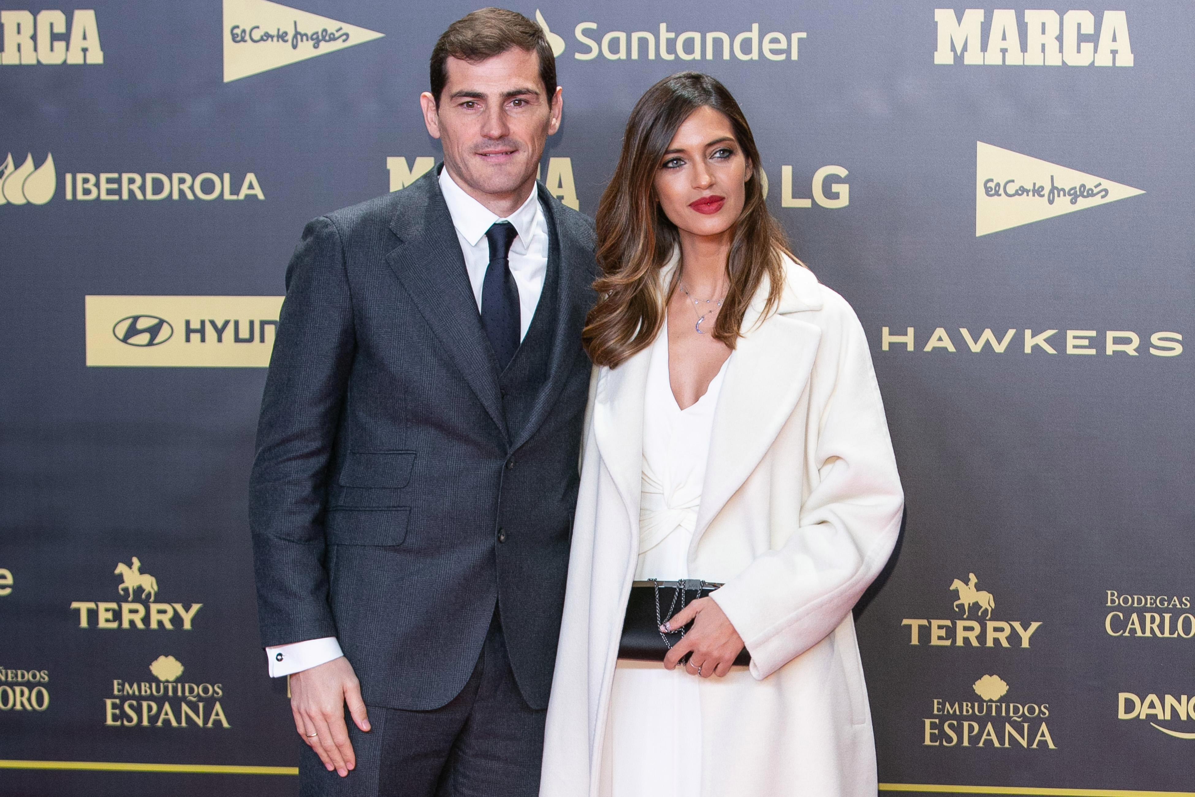 """Vợ chồng Casillas đã chính thức tuyên bố """"đường ai nấy đi"""""""