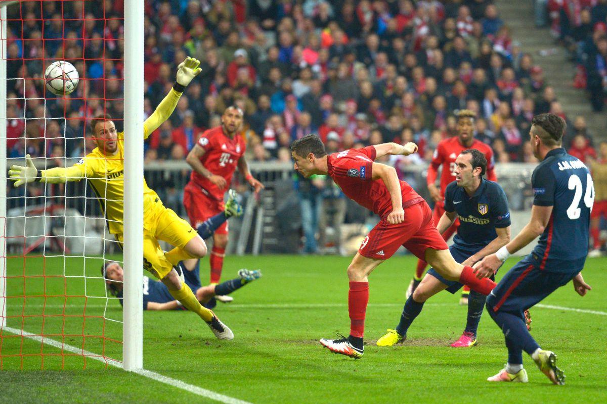 Bayern Munich sẽ xem xét thử nghiệm đội hình trước Atletico Madrid