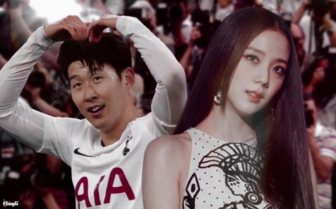YG Entertainment phủ nhận tin đồn hẹn hò giữa Son Heung-min và Jisoo của Blackpink