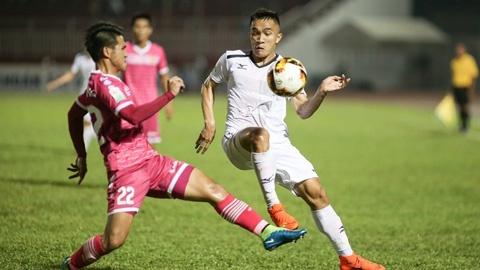 CLB TP.HCM đánh bại Sài Gòn FC bằng chấm penalty