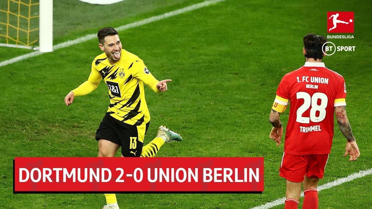 Dortmund đánh bại Union Berlin, nuôi hy vọng dự Champions League