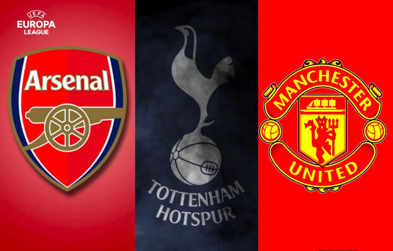 Man Utd cùng Arsenal tiến sâu tại Europa, Spurs sụp đổ