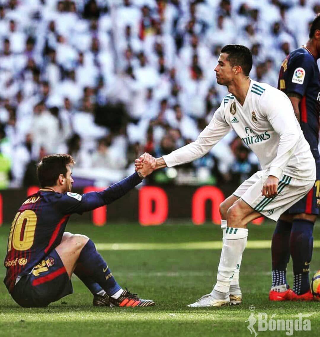 Chuyển nhượng HOT La liga : Barcelona muốn độc chiếm Messi và Ronaldo