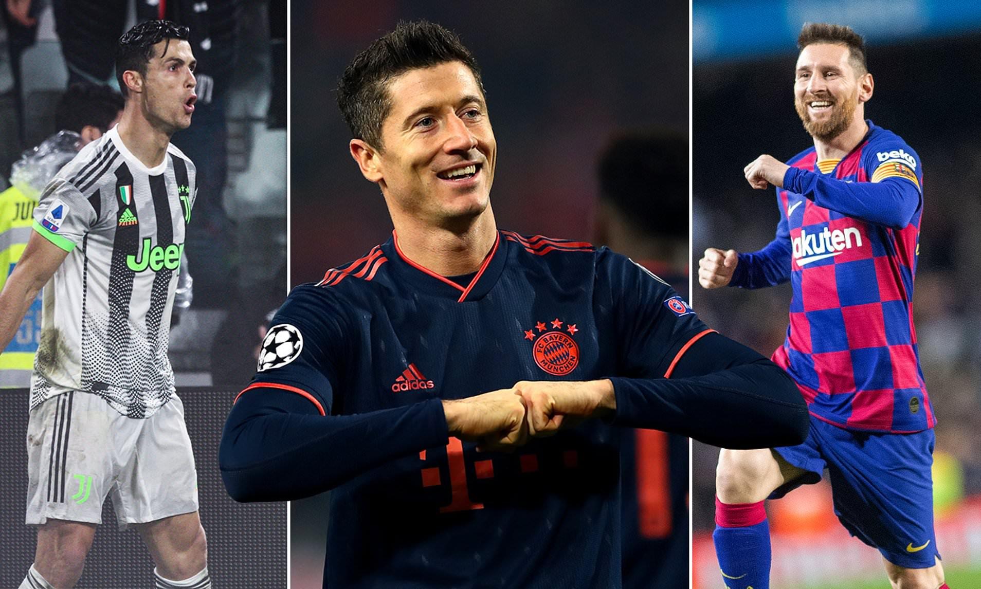 Lewandowski vượt qua Messi và Ronaldo giành giải Cầu thủ xuất sắc nhất FIFA