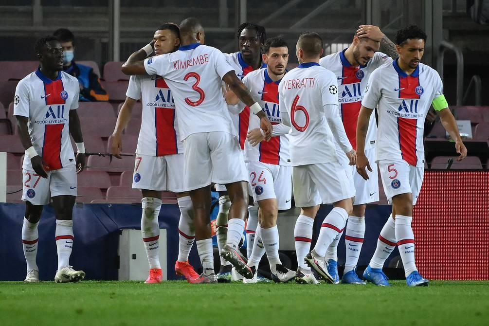 PSG tự tin hơn sau khi giành chiến thắng tại Champions League