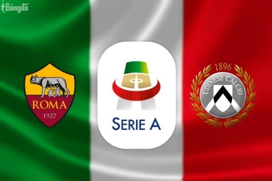 """Nhận định AS Roma vs Udinese 24/09: """"Người đặc biệt"""" không khoan nhượng"""