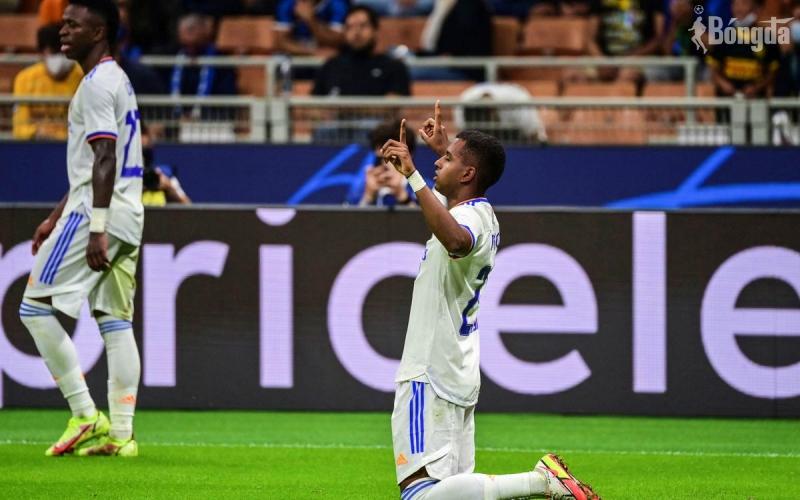 Tân binh toả sáng, Real Madrid hạ Inter Milan phút 89