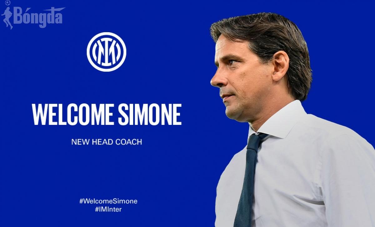 Nổi bật Serie A 20/21:  Inter Milan bổ nhiệm Simone Inzaghi thay thế HLV Conte