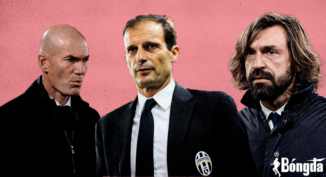HOT: Vượt mặt Real Madrid và Inter Milan, Juventus nhanh tay bổ nhiệm HLV Allegri thay Pirlo