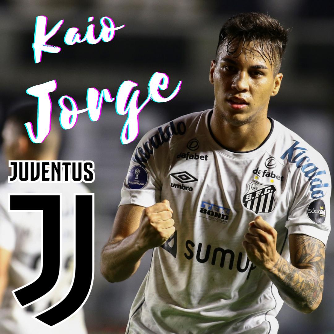 Từ chối Bồ Đào Nha, Kaio Jorge lọt mắt xanh Juventus