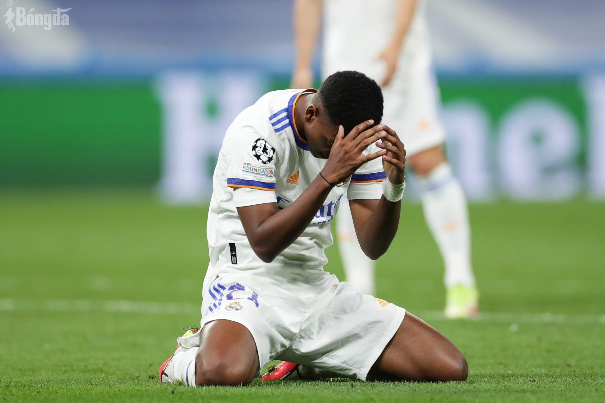 Real Madrid bị đánh bại trên sân nhà, Inter Milan cầm hoà không bàn thắng