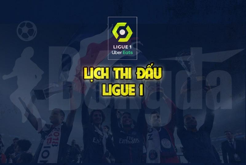 Lịch thi đấu Ligue 1 2020/21 vòng 37: Đường đua chông gai của PSG