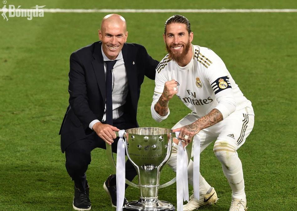 Điểm nhấn La liga 2020/21: Real Madrid thanh lý và tái thiết lập đội hình mới