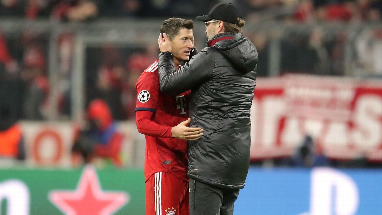 Robert Lewandowski nói về Jürgen Klopp, bước ngoặt và cuộc đời của anh ấy tại Bayern Munich