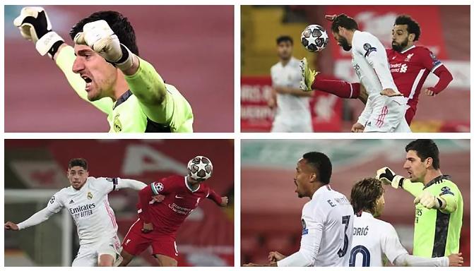 """Courtois, Nacho, Militao và Valverde - """"lá chắn"""" vững chắc của Real Madrid"""