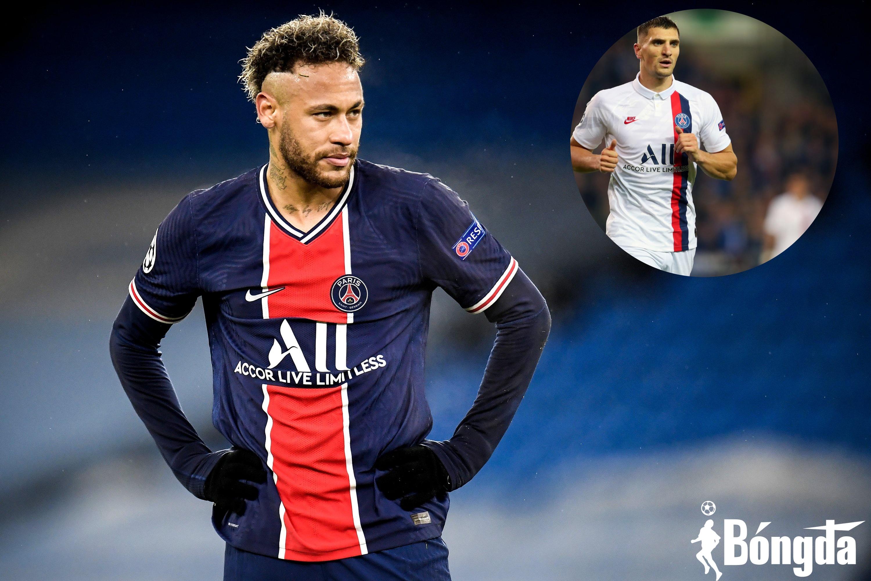 Thomas Meunier lên tiếng bênh vực Neymar