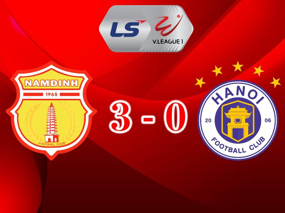 Hà Nội FC vs Nam Định: Chấn động sân Thiên Trường