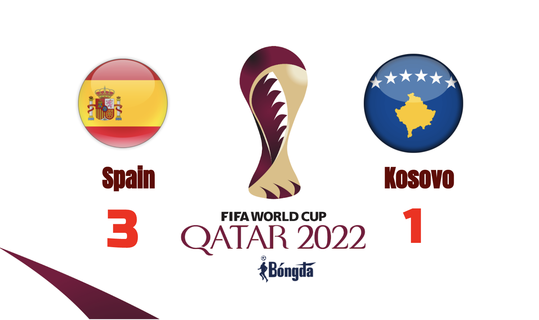 Tây Ban Nha 3-1 Kosovo: Olmo, Ferran và Gerard những người hùng của Tây Ban Nha