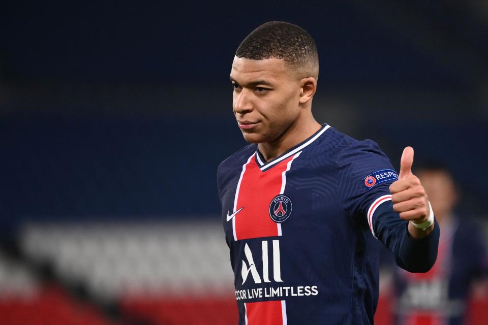 """""""Vua phá lưới"""" Champions League 2021: Mbappe ứng cử viên sáng giá"""